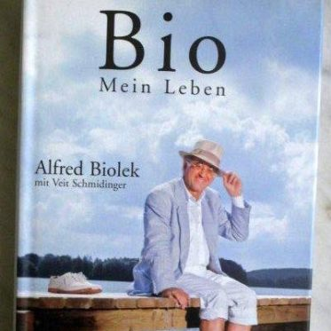 Alfred Bioleks Autobiografie