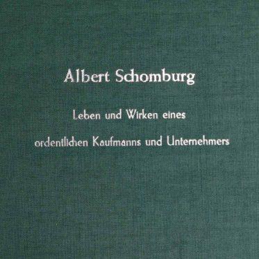 Schomburg Autobiografie Titel